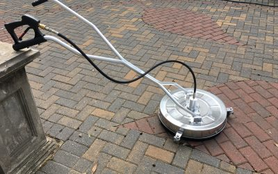 Pressure Washers vs. Rotary Surface Cleaners: Which is Right for Me?